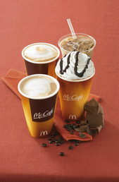 McD's also offered free mochas when they launched their new coffee line last year I believe.