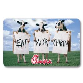 chik fil a gift card