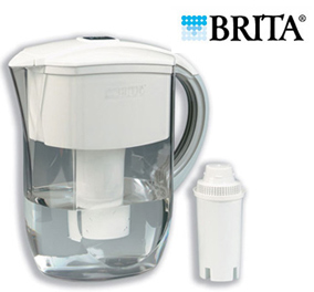 This might not be the pitcher on sale...it's just the first picture I found online to illustrate the water purifyer.