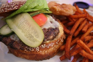 One of their previous Tasty Tuesdays was at Blanc Burgers.