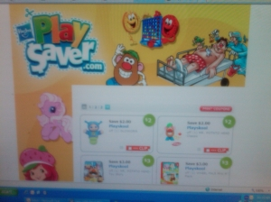 There's lots of other coupons at the Hasbro Play Saver site, like $3 off certain Mr. Potato Heads.